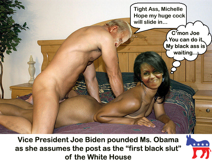Dick sucking michelle obama nude
